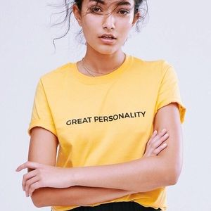 """Great Personality"" T-shirt"